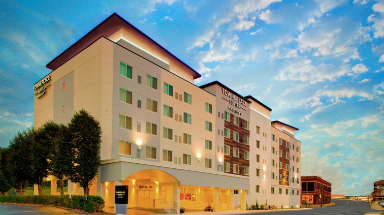 """TownePlace Suites Parkersburg Exterior. Images powered by <a href=""""http://www.leonardo.com"""" target=""""_blank"""" rel=""""noopener"""">Leonardo</a>."""