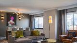 Renaissance Washington DC Hotel Suite