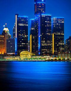 Detroit Marriott at the Renaissance Ctr