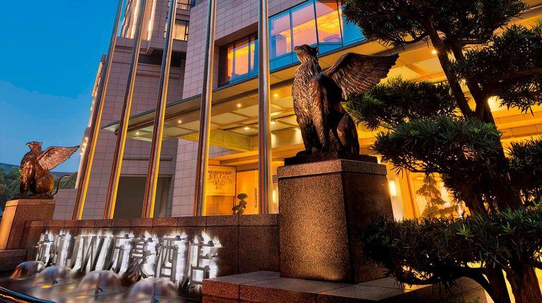 "JW Marriott Hotel Hangzhou Exterior. Images powered by <a href=""http://www.leonardo.com"" target=""_blank"" rel=""noopener"">Leonardo</a>."