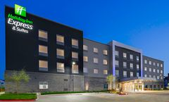 Holiday Inn Express/Stes Central Lubbock