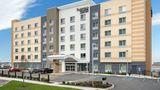 Fairfield Inn & Suites North Bergen Exterior