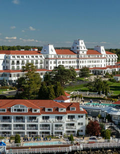 Wentworth by the Sea Marriott Hotel &Spa
