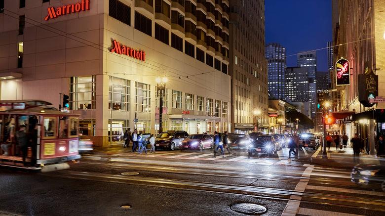 "San Francisco Marriott Union Square Exterior. Images powered by <a href=""http://www.leonardo.com"" target=""_blank"" rel=""noopener"">Leonardo</a>."