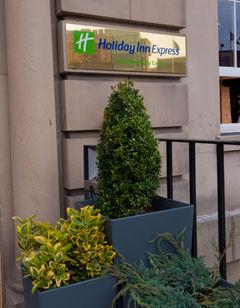 Holiday Inn Express Edinburgh City Ctr