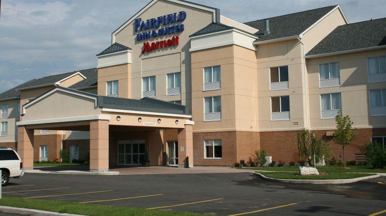 "Fairfield Inn  and  Suites Sault Ste. Marie Exterior. Images powered by <a href=""http://www.leonardo.com"" target=""_blank"" rel=""noopener"">Leonardo</a>."