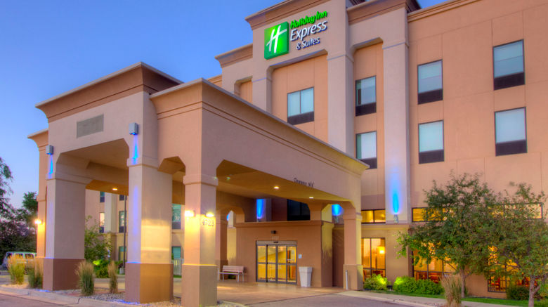"""Holiday Inn Express  and  Suites, Sioux City Exterior. Images powered by <a href=""""http://www.leonardo.com"""" target=""""_blank"""" rel=""""noopener"""">Leonardo</a>."""