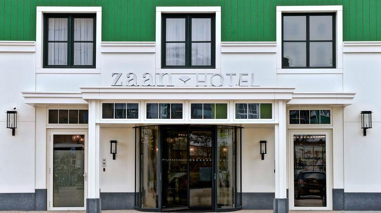 "Zaan Hotel Amsterdam Exterior. Images powered by <a href=""http://www.leonardo.com"" target=""_blank"" rel=""noopener"">Leonardo</a>."