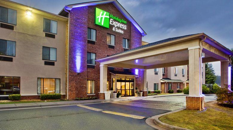 "Holiday Inn Express  and  Stes Buford NE Exterior. Images powered by <a href=""http://www.leonardo.com"" target=""_blank"" rel=""noopener"">Leonardo</a>."