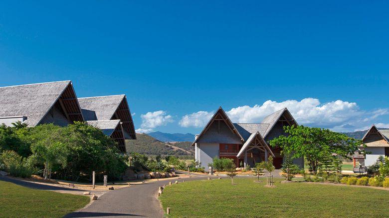 "Sheraton New Caledonia Deva Spa  and  Golf Resort Exterior. Images powered by <a href=""http://www.leonardo.com"" target=""_blank"" rel=""noopener"">Leonardo</a>."