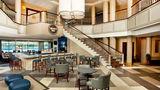 Sheraton Portsmouth Harborside Hotel Lobby