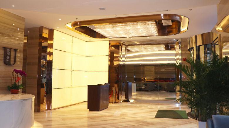 "<b>Holiday Inn/Suites Xi'an High-Tech Zone Lobby</b>. Images powered by <a href=""https://leonardo.com/"" title=""Leonardo Worldwide"" target=""_blank"">Leonardo</a>."