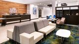 Holiday Inn & Suites Farmington Hills Lobby
