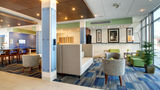 Holiday Inn Express & Suites Galesburg Lobby