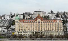 Mandarin Oriental Palace, Luzern