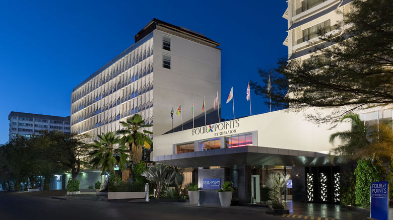 """Four Points by Sheraton New Africa Exterior. Images powered by <a href=""""http://www.leonardo.com"""" target=""""_blank"""" rel=""""noopener"""">Leonardo</a>."""