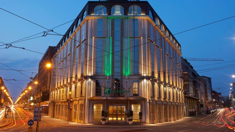 "Holiday Inn Exterior. Images powered by <a href=""http://www.leonardo.com"" target=""_blank"" rel=""noopener"">Leonardo</a>."