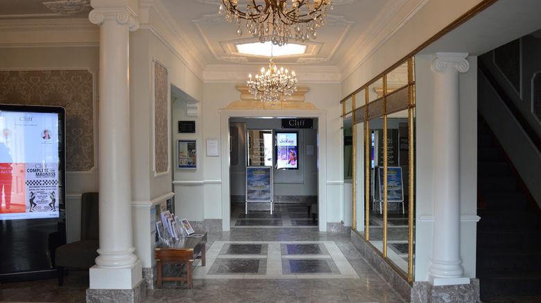 "<b>The Cliff Hotel Lobby</b>. Images powered by <a href=""https://leonardo.com/"" title=""Leonardo Worldwide"" target=""_blank"">Leonardo</a>."