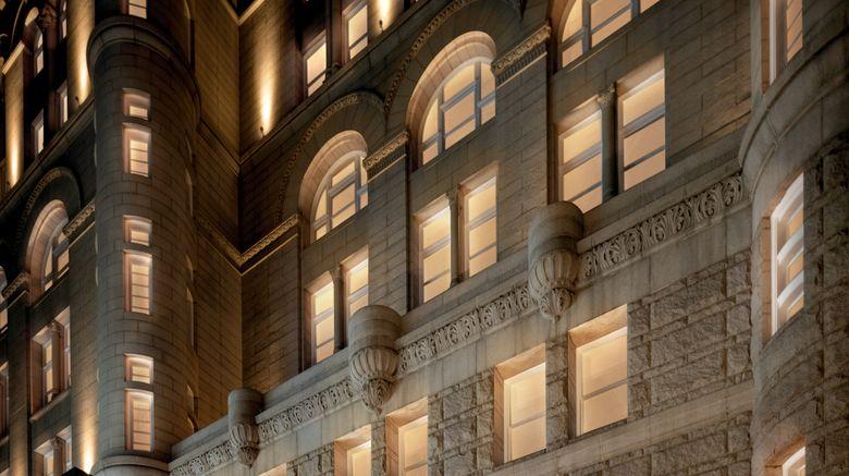 "Trump International Hotel Washington, DC Exterior. Images powered by <a href=""http://www.leonardo.com"" target=""_blank"" rel=""noopener"">Leonardo</a>."