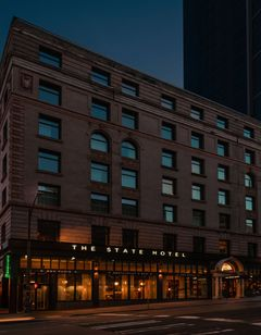 State Hotel Seattle