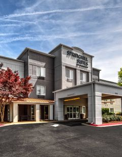 SpringHill Suites Nashville MetroCenter