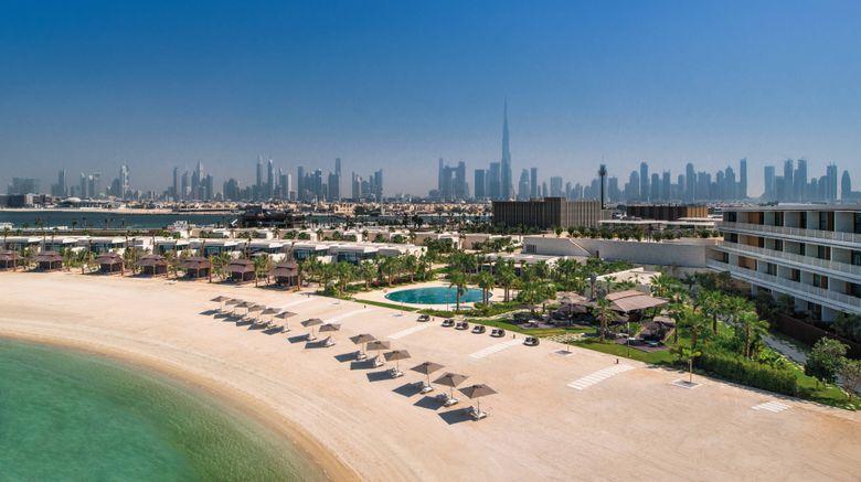 "Bvlgari Resort  and  Residences Dubai Exterior. Images powered by <a href=""http://www.leonardo.com"" target=""_blank"" rel=""noopener"">Leonardo</a>."