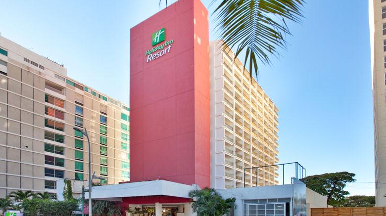 "Holiday Inn Resort Acapulco Exterior. Images powered by <a href=""http://www.leonardo.com"" target=""_blank"" rel=""noopener"">Leonardo</a>."