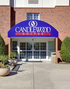 Candlewood Suites Raleigh Crabtree