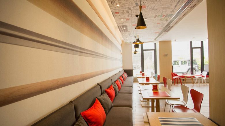 "<b>Ibis Xi'an First Gaoxin Road Hotel Restaurant</b>. Images powered by <a href=""https://leonardo.com/"" title=""Leonardo Worldwide"" target=""_blank"">Leonardo</a>."