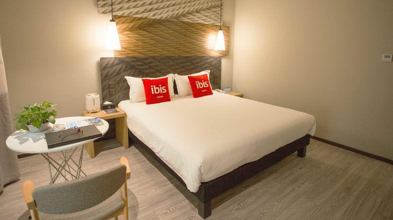 "<b>Ibis Xi'an First Gaoxin Road Hotel Room</b>. Images powered by <a href=""https://leonardo.com/"" title=""Leonardo Worldwide"" target=""_blank"">Leonardo</a>."