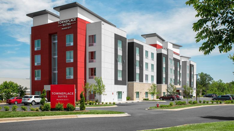 """TownePlace Suites Charlotte Fort Mill Exterior. Images powered by <a href=""""http://www.leonardo.com"""" target=""""_blank"""" rel=""""noopener"""">Leonardo</a>."""