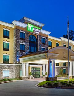 Holiday Inn Express Htl & Stes Univ Area