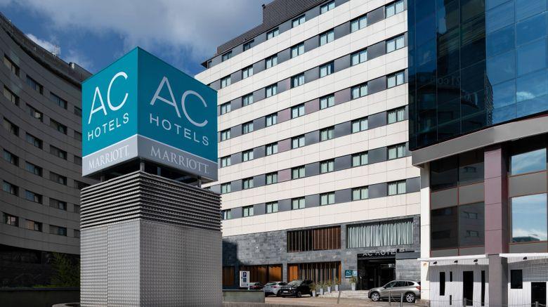 """AC A Coruna Hotel Exterior. Images powered by <a href=""""http://www.leonardo.com"""" target=""""_blank"""" rel=""""noopener"""">Leonardo</a>."""