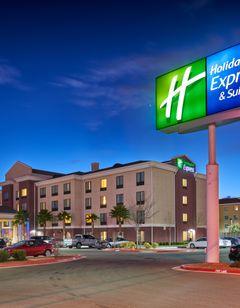 Holiday Inn Express/Suites El Paso Arpt