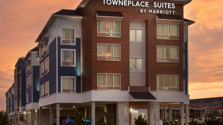 """TownePlace Suites Outer Banks Exterior. Images powered by <a href=""""http://www.leonardo.com"""" target=""""_blank"""" rel=""""noopener"""">Leonardo</a>."""