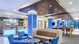 Holiday Inn Express Williamsburg Lobby