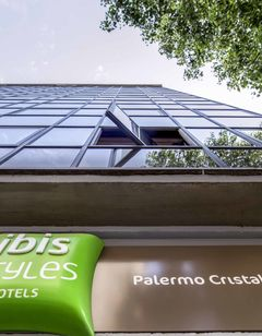 Ibis Styles Palermo Cristal
