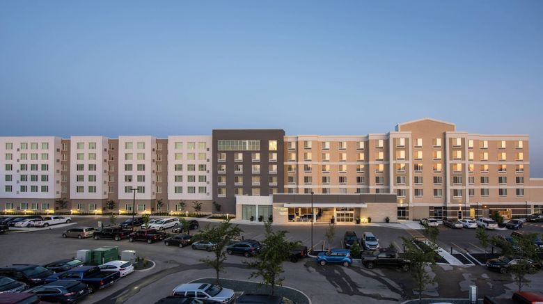"Fairfield Inn  and  Suites Winnipeg Exterior. Images powered by <a href=""http://www.leonardo.com"" target=""_blank"" rel=""noopener"">Leonardo</a>."