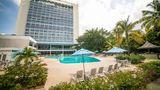The Jamaica Pegasus Hotel Exterior
