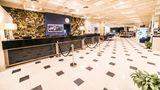 The Jamaica Pegasus Hotel Lobby