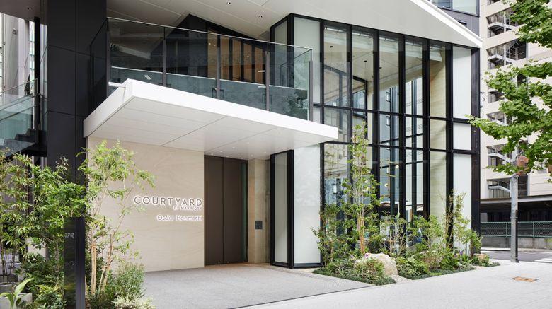 "Courtyard by Marriott Osaka Honmachi Exterior. Images powered by <a href=""http://www.leonardo.com"" target=""_blank"" rel=""noopener"">Leonardo</a>."