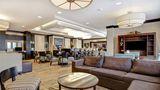 Holiday Inn Express & Stes Waterloo Lobby