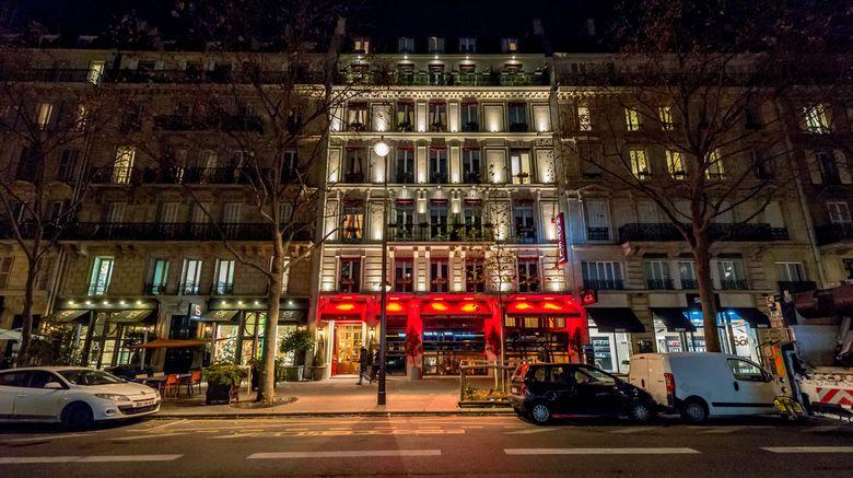 "Britannique Hotel Exterior. Images powered by <a href=""http://www.leonardo.com"" target=""_blank"" rel=""noopener"">Leonardo</a>."