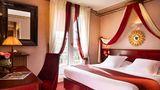 Britannique Hotel Room