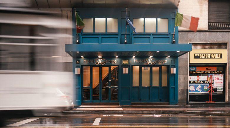 "Hotel St. George Exterior. Images powered by <a href=""http://www.leonardo.com"" target=""_blank"" rel=""noopener"">Leonardo</a>."