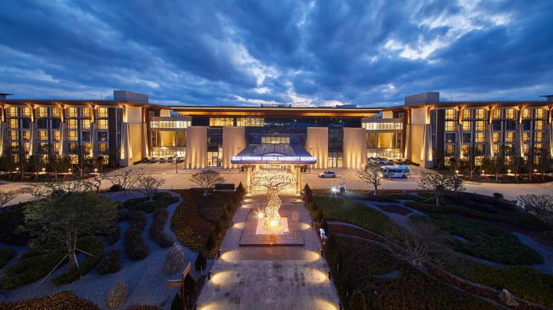 "Jeju Shinhwa World Marriott Resort Exterior. Images powered by <a href=""http://www.leonardo.com"" target=""_blank"" rel=""noopener"">Leonardo</a>."