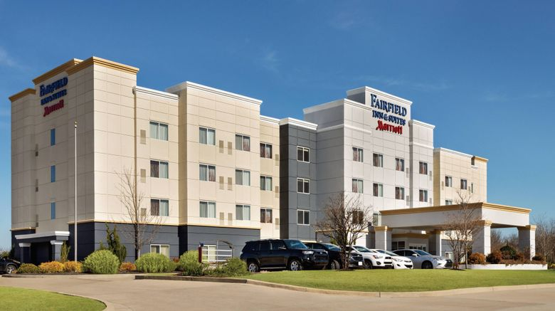 "Fairfield Inn  and  Suites Tupelo Exterior. Images powered by <a href=""http://www.leonardo.com"" target=""_blank"" rel=""noopener"">Leonardo</a>."