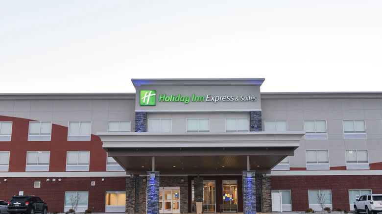 """Holiday Inn Express  and  Stes Madisonville Exterior. Images powered by <a href=""""http://www.leonardo.com"""" target=""""_blank"""" rel=""""noopener"""">Leonardo</a>."""
