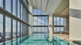 Four Seasons Hotel at Comcast Center Pool