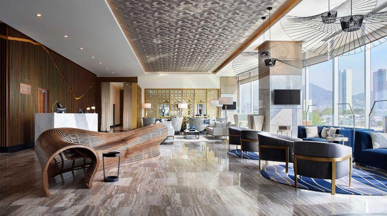 "Westin Monterrey Valle Lobby. Images powered by <a href=""http://www.leonardo.com"" target=""_blank"" rel=""noopener"">Leonardo</a>."